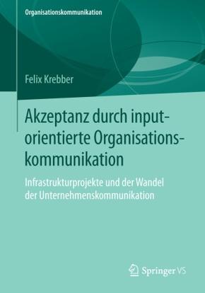 Akzeptanz durch inputorientierte Organisationskommunikation