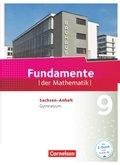 Fundamente der Mathematik, Gymnasium Sachsen-Anhalt: 9. Schuljahr, Schülerbuch
