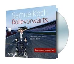 Hörbuch: Rolle vorwärts, 4 Audio-CDs