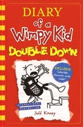 Diary of a Wimpy Kid - Double Down, w. 6 exclusive collectible character Cards