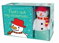 That's not my Snowman,Book and Toy