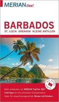 MERIAN live! Reiseführer Barbados St. Lucia Grenada - Kleine Antillen