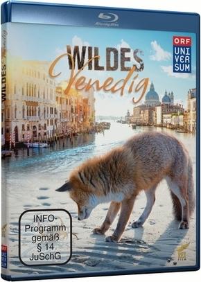 Wildes Venedig, Blu-ray