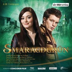 Smaragdgrün, 2 Audio-CDs