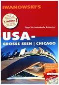 Iwanowski's USA-Große Seen / Chicago - Reiseführer