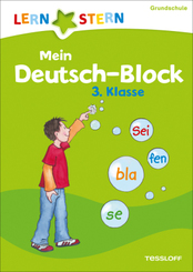 Lernstern: Mein Deutsch-Block 3. Klasse