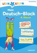 Lernstern: Mein Deutsch-Block 4. Klasse