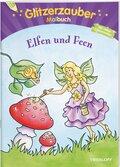 Glitzerzauber Malbuch: Elfen und Feen