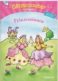 Glitzerzauber-Malbuch. Prinzessinnen