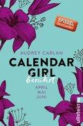 Calendar Girl - Berührt