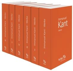 Werke in sechs Bänden, 6 Bde.
