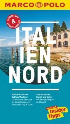 MARCO POLO Reiseführer Italien Nord