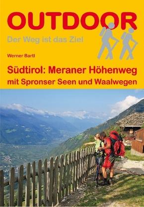Südtirol: Meraner Höhenweg