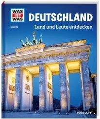 Deutschland. Land und Leute entdecken - Was ist was Bd.126