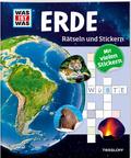 Erde - Was ist Was, Rätseln und Stickern