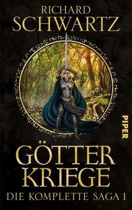 Götterkriege - Die komplette Saga - Tl.1