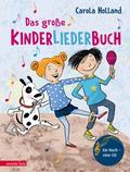 Das große Kinderliederbuch, m. 1 Audio-CD
