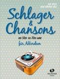 Schlager & Chansons der 50er- bis 70er- Jahre, für Akkordeon