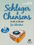 Schlager & Chansons der 50er- bis 70er- Jahre, für Akkordeon, m. MP3-CD