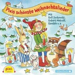 Pixis schönste Weihnachtslieder, 1 Audio-CD