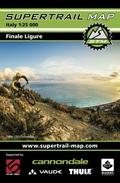 Supertrail Map Finale Ligure
