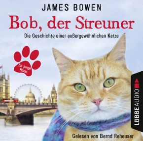 Bob, der Streuner, Audio-CD