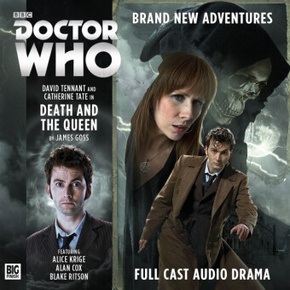 Doctor Who: Death and the Queen, 1 Audio-CD