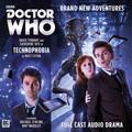Doctor Who: Technophobia, Audio-CD