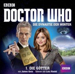 Doctor Who: Die Dynastie der Winter, 2 Audio-CDs - .1