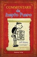 Gregs Tagebuch auf Latein - Commentarii de Inepto Puero