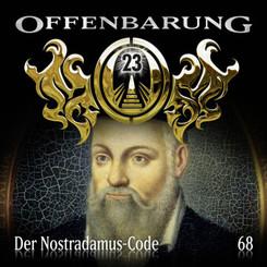 Offenbarung 23 - Der Nostradamus-Code, Audio-CD