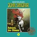 John Sinclair Tonstudio Braun - Sakuro, der Dämon, Audio-CD