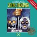 John Sinclair Tonstudio Braun - Blutiger Halloween, Audio-CD