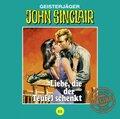 John Sinclair Tonstudio Braun - Liebe, die der Teufel schenkt, Audio-CD