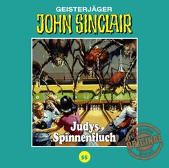 John Sinclair Tonstudio Braun - Judys Spinnenfluch, 1 Audio-CD