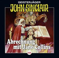John Sinclair - Abrechnung mit Jane Collins, Audio-CD