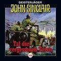 John Sinclair - Tal der vergessenen Toten, Audio-CD