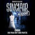 Sinclair Academy - Onna - Die Frau mit der Fratze, 2 Audio-CDs