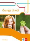 Orange Line. Ausgabe ab 2014: 7. Klasse, Schülerbuch Grundkurs; Bd.3