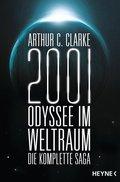 2001: Odyssee im Weltraum - Die komplette Saga