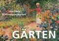Gärten, Postkartenbuch