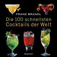 Die 100 schnellsten Cocktails der Welt