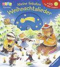 Meine liebsten Weihnachtslieder, m. Audio-CD