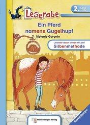 Ein Pferd namens Gugelhupf - Leserabe 2. Klasse - Erstlesebuch für Kinder ab 7 Jahren