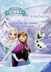 Die Eiskönigin - Elsa und der Zauber der Eisblumen