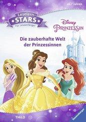 Disney Prinzessin - Die zauberhafte Welt der Prinzessinnen