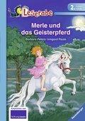 Merle und das Geisterpferd  Leserabe, 2. Lesestufe