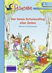 Der beste Schulausflug aller Zeiten - Leserabe, 2. Lesestufe