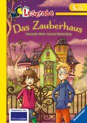 Das Zauberhaus - Leserabe 3. Klasse - Erstlesebuch für Kinder ab 8 Jahren