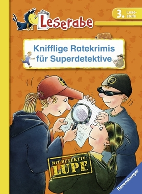 Knifflige Ratekrimis für Superdetektive